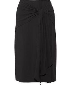 Jason Wu | Gathered Crepe Skirt