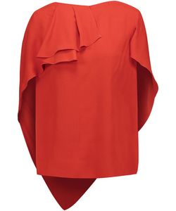 Antonio Berardi | Layered Crepe De Chine Top