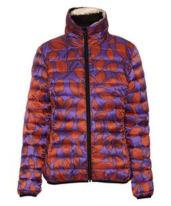 Just Cavalli | Kaban Reversible Quilted Printed Shell Jacket