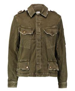 Current/Elliott   The Slanted Pocket Denim Jacket