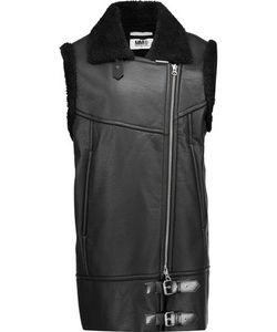 Mm6 Maison Margiela | Faux Shearling Gilet