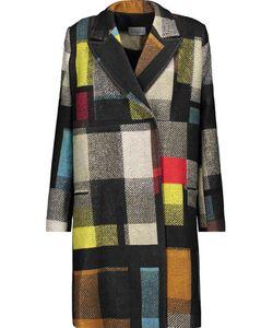 Preen by Thornton Bregazzi | Mina Checked Wool Coat