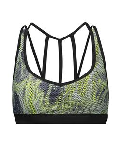 Koral | Verge Versatility Printed Stretch-Jersey Sports Bra
