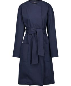 Tibi | Cotton-Blend Trench Coat