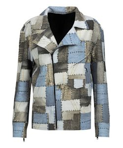 Norma Kamali | Printed Tech-Jersey Jacket