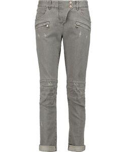 Balmain | Low-Rise Skinny Jeans