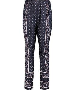 3.1 Phillip Lim | Printed Silk Straight-Leg Pants