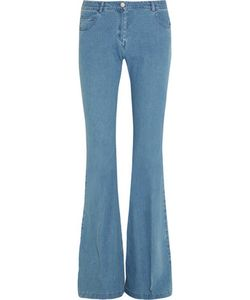 Michael Kors Collection | Mid-Rise Flared Bootcut Jeans