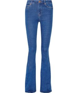 M.i.h Jeans | The Bodycon Marrakesh High-Rise Fla Jeans Mid