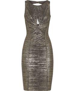 Hervé Léger | Bandage Mini Dress