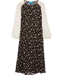 M.i.h Jeans | Printed Silk-Georgette Midi Dress