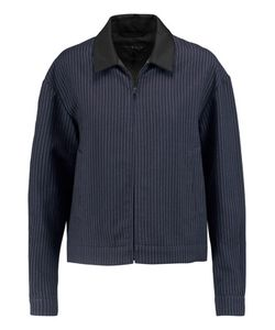 Rag & Bone | Dean Pinstriped Wool Jacket