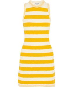 Sonia Rykiel | Striped Bouclé-Knit Mini Dress