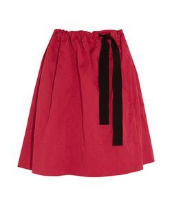 Vanessa Bruno | Everett Brushed Cotton-Blend Skirt