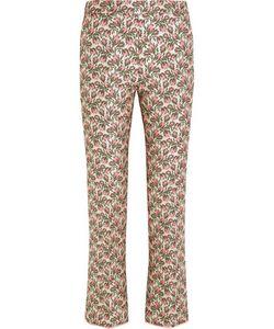 Giambattista Valli | Brocade Flared Pants