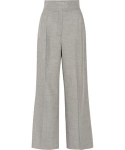 Barbara Casasola | Stretch-Cashmere And Wool-Blend Wide-Leg Pants