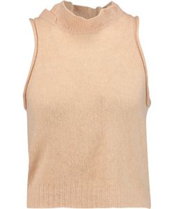 3.1 Phillip Lim | Cropped Wool-Blend Turtleneck Tank