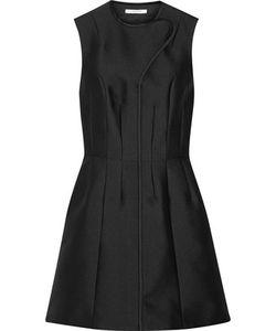 Carven | Satin-Twill Mini Dress