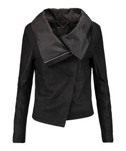 Muubaa | Sinoia Draped Leather Jacket
