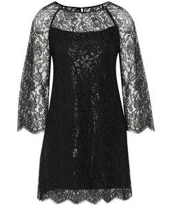 Vanessa Seward | Corded Lace Mini Dress