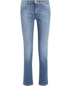 Victoria, Victoria Beckham | Alt Mid-Rise Slim-Leg Jeans