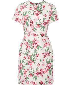 Jonathan Saunders | Jodie Floral-Print Twill Dress