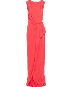 Vionnet | Draped Stetch-Jersey Maxi Dress