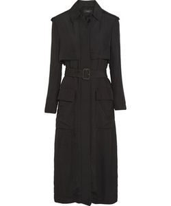 Joseph | Crepe Trench Coat
