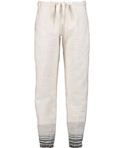 Lemlem   Biftu Slub Cotton-Blend Track Pants