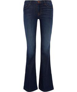 J Brand | Maria High-Rise Flared Jeans
