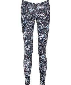 Live The Process | Printed Stretch Leggings
