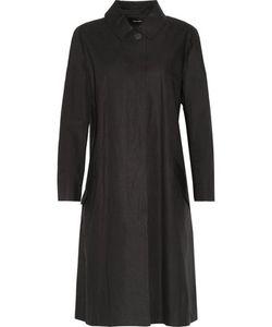 Isabel Marant | Hakari Cotton And Linen-Blend Coat
