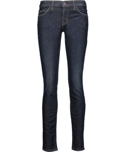 Current/Elliott | The Ankle Mid-Rise Skinny Jeans