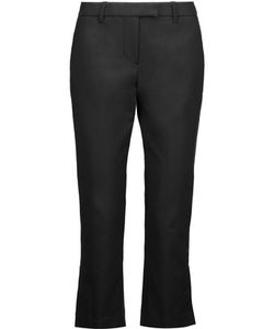 3.1 Phillip Lim | Cropped Crepe Straight-Leg Pants