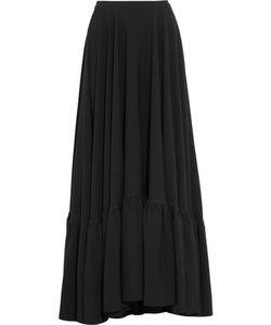 Co | Tie Crepe Maxi Skirt