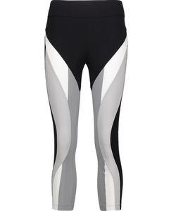 No Ka' Oi | No Kaoi Kini Color-Block Stretch-Jersey Leggings