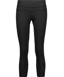 ATHLETIC PROPULSION LABS | Cropped Stretch Leggings