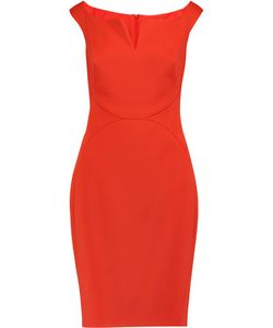 Zac Posen | Bonded Crepe Dress