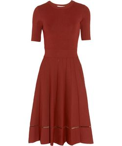 A.L.C. | A.L.C. Tracy Cutout Stretch-Knit Dress