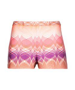 Missoni | Crochet-Knit Shorts