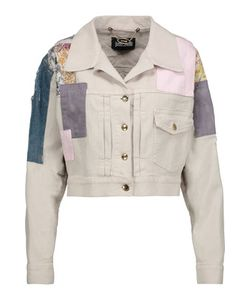 Just Cavalli | Patchwork Denim Jacket
