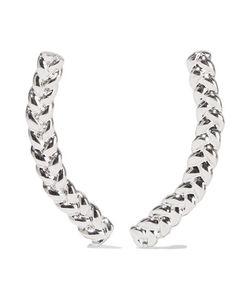 Jennifer Fisher | Braid Plated Earrings