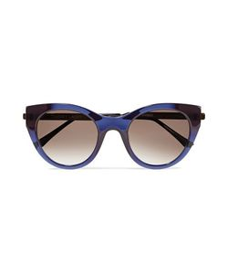 Thierry Lasry | Joyridy Cat-Eye Frame Acetate And Metal Sunglasses