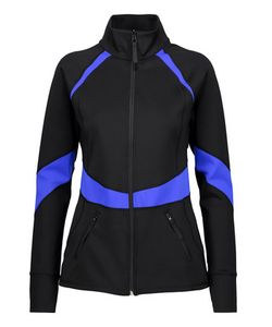 Purity Active | Two-Tone Stretch Jacket