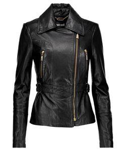 Just Cavalli | Asymmetric Leather Jacket