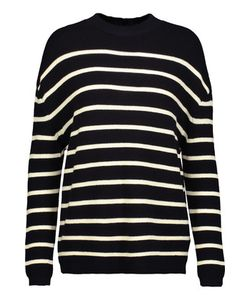 M.i.h Jeans | Breton Striped Merino Wool Sweater