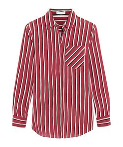 Altuzarra | Striped Silk Crepe De Chine Shirt