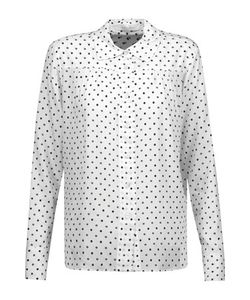See by Chloé | Printed Crepe De Chine Shirt