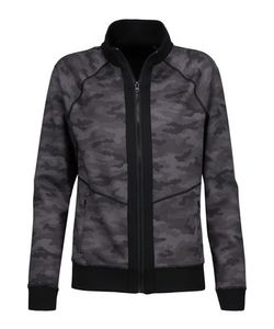 Purity Active | Printed Stretch Jacket