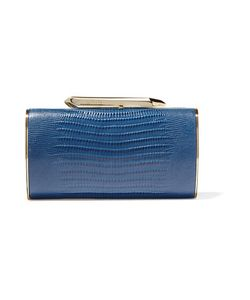 Kotur | Bailey Croc-Effect Leather Clutch